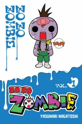 Zo Zo Zombie, Volume 1 image cover
