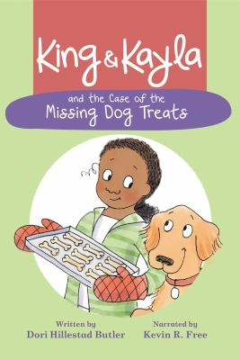 King & Kayla and the case of the missing dog treats image cover