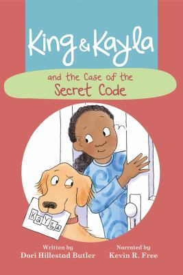 King & Kayla and the case of the secret code image cover