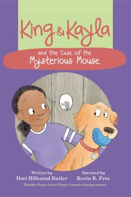 King & Kayla and the case of the mysterious mouse image cover