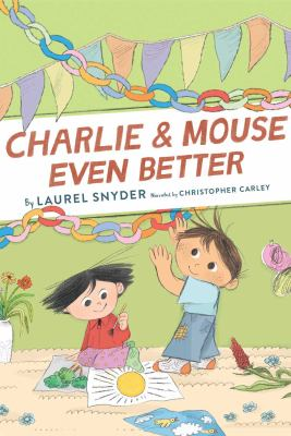 Charlie & Mouse even better image cover