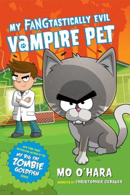 My FANGtastically evil vampire pet image cover