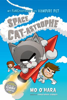 Space cat-astrophe image cover