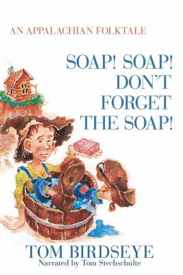 Soap! soap! dont forget the soap! image cover