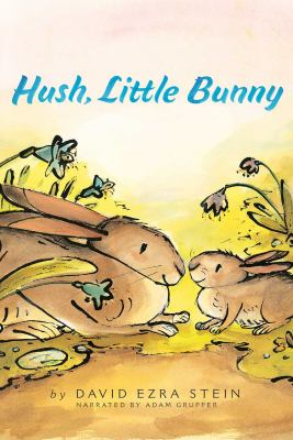 Hush, little bunny image cover