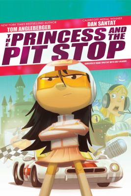 The princess and the pit stop image cover