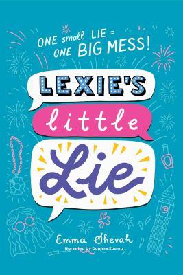 Lexie's Little Lie image cover