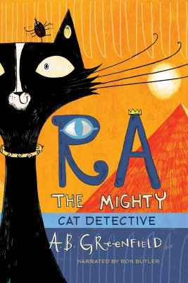 Ra the mighty cat detective image cover