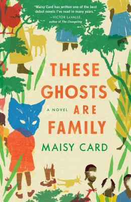 These Ghosts are Family image cover