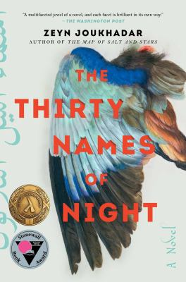 The Thirty Names of Night image cover