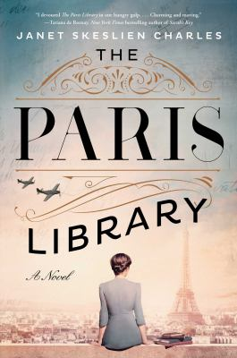 The Paris Library  image cover