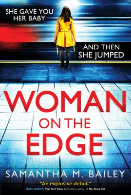 Woman on the Edge image cover