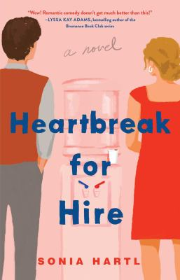 Heartbreak for Hire image cover