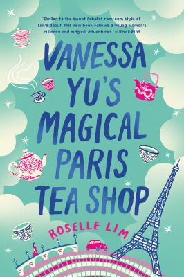 Vanessa Yu's Magical Paris Tea Shop image cover