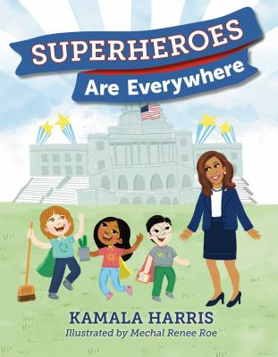 Superheroes Are Everywhere image cover