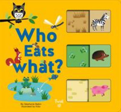 Who Eats What? image cover