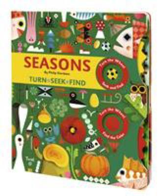 Seasons : Turn, Seek, Find image cover