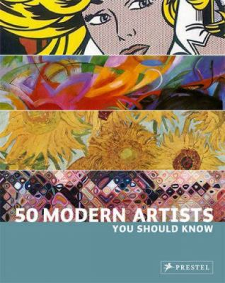 50 Modern Artists You Should Know image cover