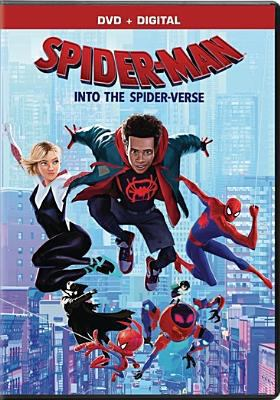 Spider-Man, Into the Spider-Verse image cover