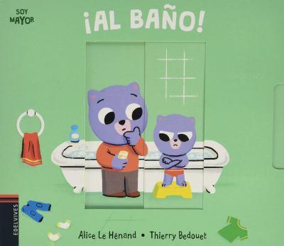 ¡Al baño! image cover