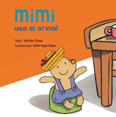 Mimi usa el orinal image cover