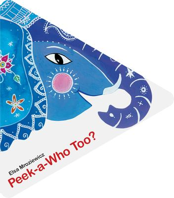 Peek-a-Who Too? image cover