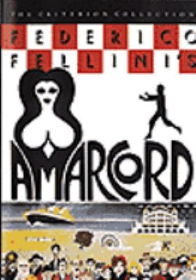 1974:  Amarcord  image cover