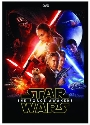 Star Wars. Episode VII, The Force Awakens image cover