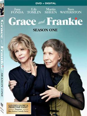 Grace and Frankie. Season one image cover