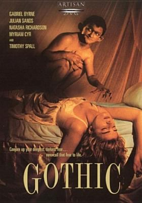 Gothic  image cover