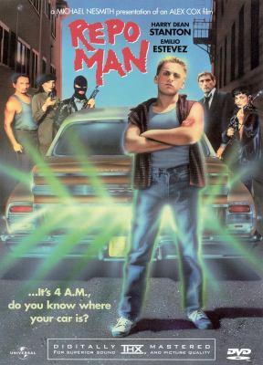 Repo Man  image cover