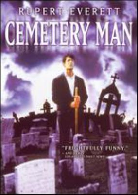 Cemetery Man image cover