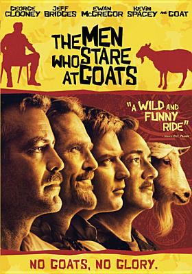 The Men Who Stare At Goats image cover