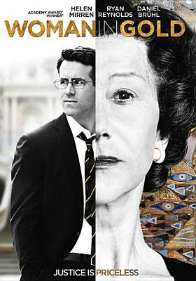 Woman In Gold image cover