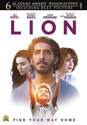 Lion image cover