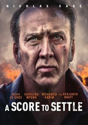 A Score to Settle image cover