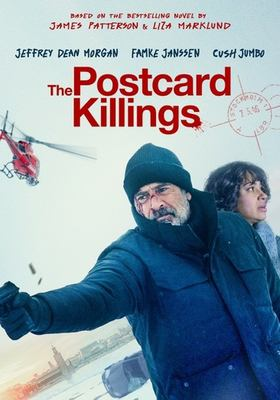 The Postcard Killings image cover