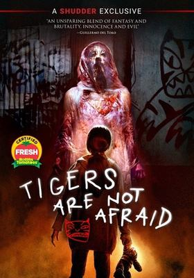 Tigers are not afraid image cover