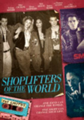 Shoplifters of the world image cover