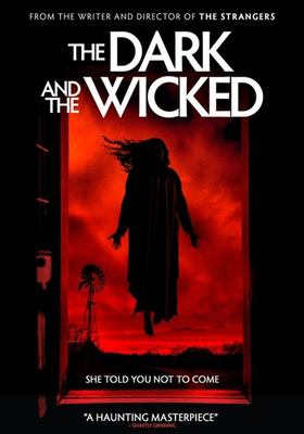 The Dark and the Wicked image cover