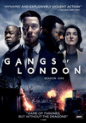 Gangs of London. Season one image cover