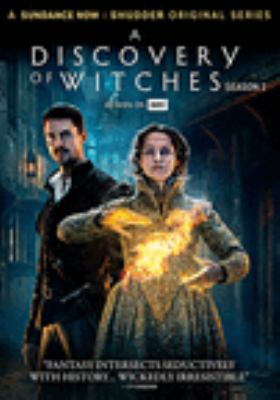A discovery of witches. Season 2 image cover