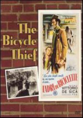 1949:  The Bicycle Thief  image cover