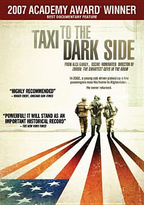 Taxi To The Dark Side  image cover