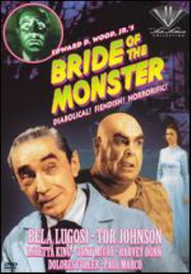 Bride of the Monster image cover