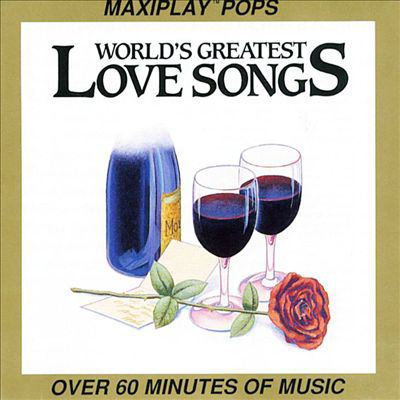 World's Greatest Love Songs  cover