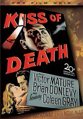 Kiss of Death image cover
