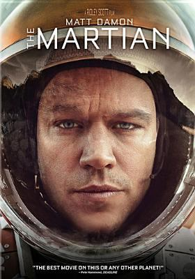 The Martian image cover