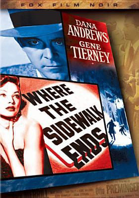 Where the Sidewalk Ends image cover