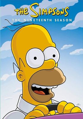 The Simpsons. The nineteenth season image cover